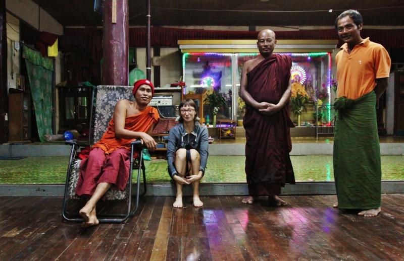 Birma. noclegi (1)