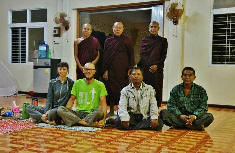 Burma. Nyaung Ahe shay  (3)