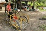 Lino on triciclo