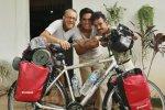 Piotr, Benjamin and Rigoberto