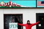 alaska highway open