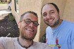 Sandy and Piotr