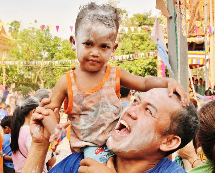 nowy rok w Kambodży (9)