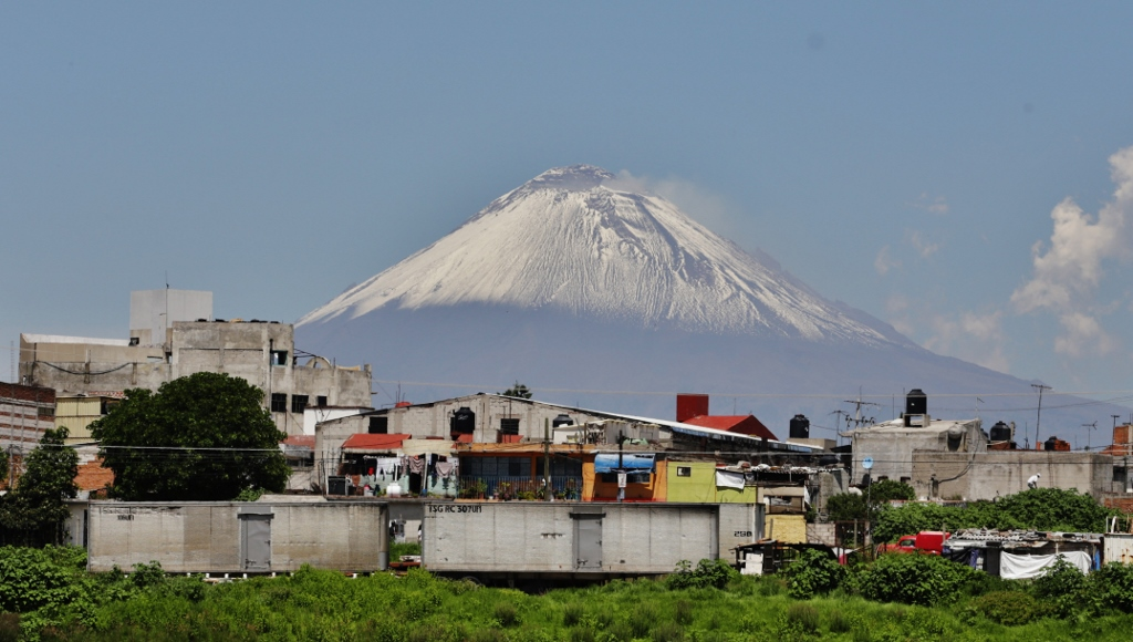 Popocatepetl Puebla